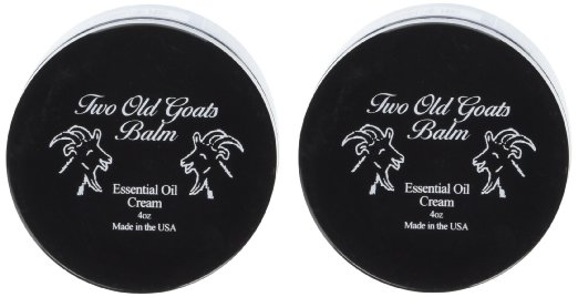 Two Old Goats Foot Balm
