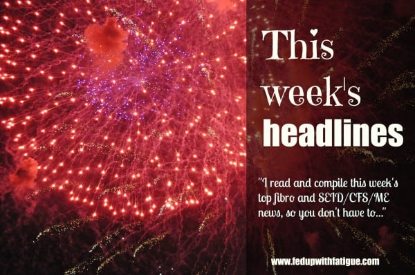 This week's headlines (week of April 27, 2015)
