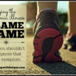 Playing the chronic illness blame game