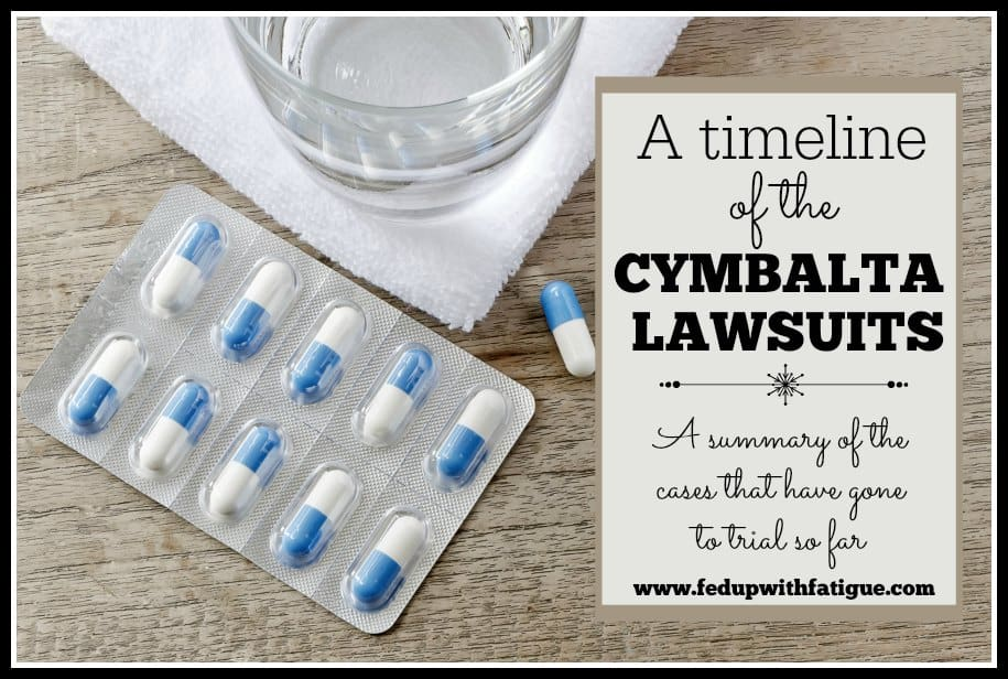 Cymbalta Withdrawal Syndrome Symptoms