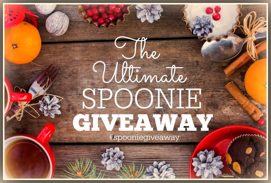Enter the Ultimate Spoonie Giveaway! [CLOSED]