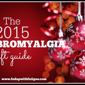 These are great gift ideas for anyone with fibromyalgia.