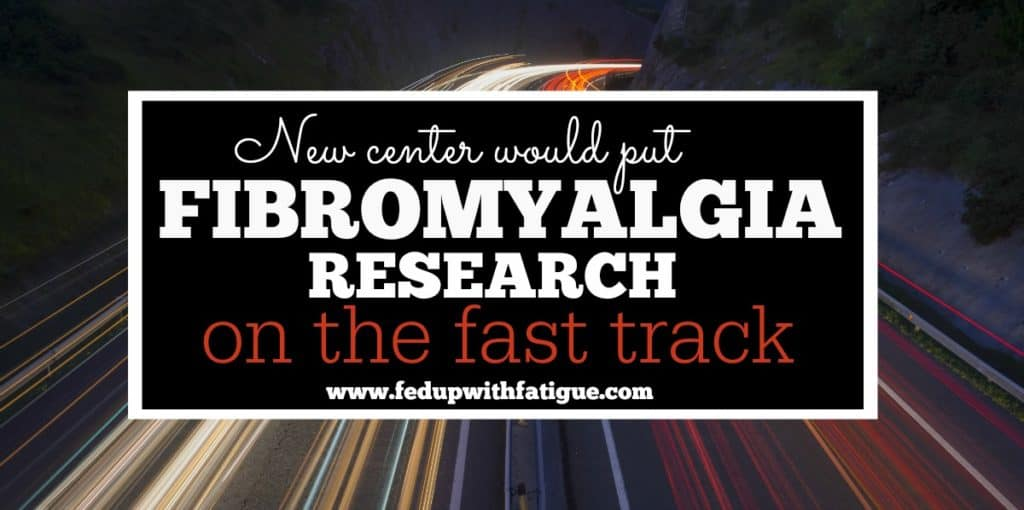 University of Alabama at Birmingham's Dr. Jarred Younger is raising funds to open a new center to fast-track fibromyalgia research.