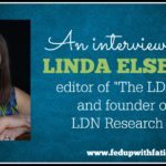 "An interview with Linda Elsegood, editor of ""The LDN Book"""