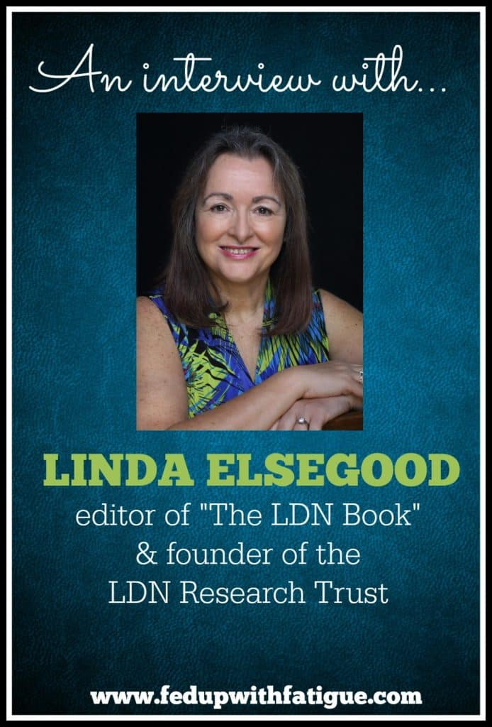 "Linda Elsegood, editor of ""The LDN Book"" and founder of the LDN Research Trust, discusses how low-dose naltrexone can be beneficial for fibromyalgia and other conditions."