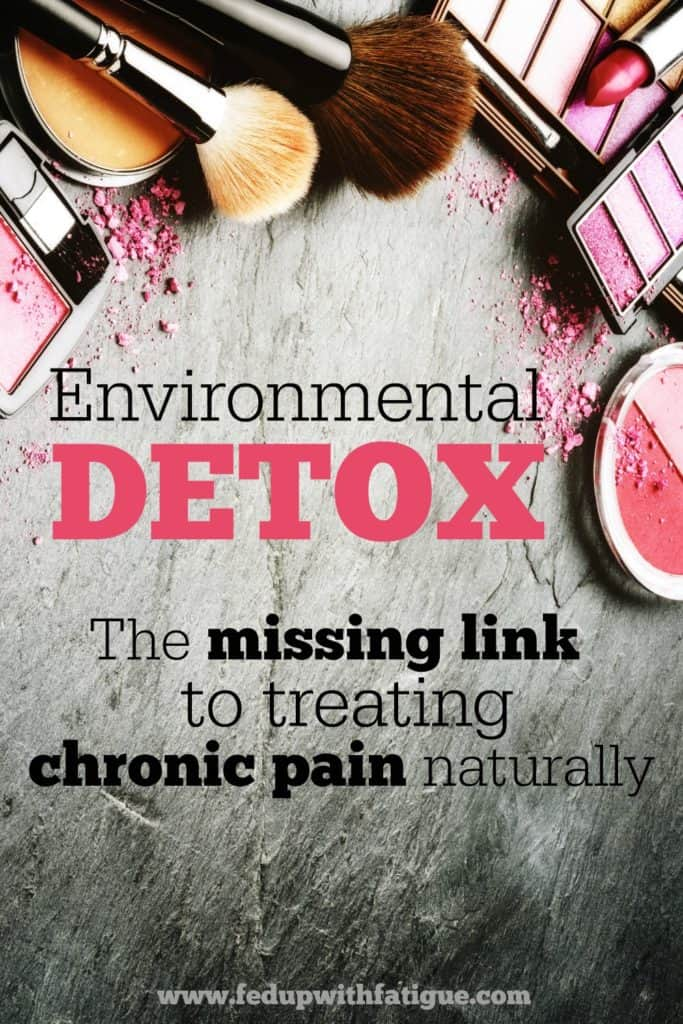 Chronic illness blogger and author Jaime Heidel discusses how our makeup, laundry detergent and other common household products could be keeping us sick.
