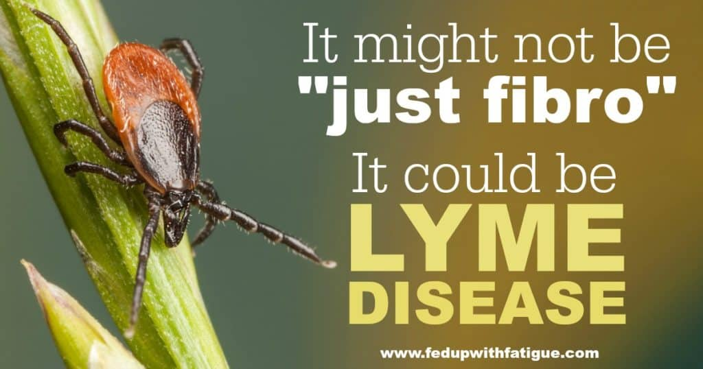 "It may not be ""just fibro"" 