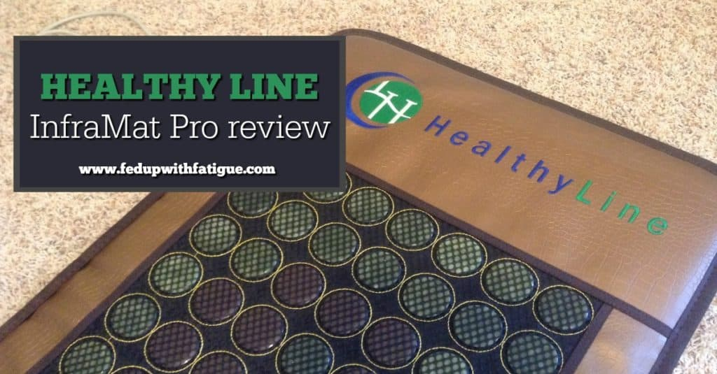 Healthy Line InfraMat Pro review