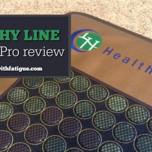 If you gravitate toward heating pads, hot showers or warm blankets to help manage fibromyalgia aches and pains, then you will absolutely love the Healthy Line InfraMat Pro! This heated stone mat uses infrared technology to warm you from the inside out! It's perfect for staving away the bone-chilling cold of winter.