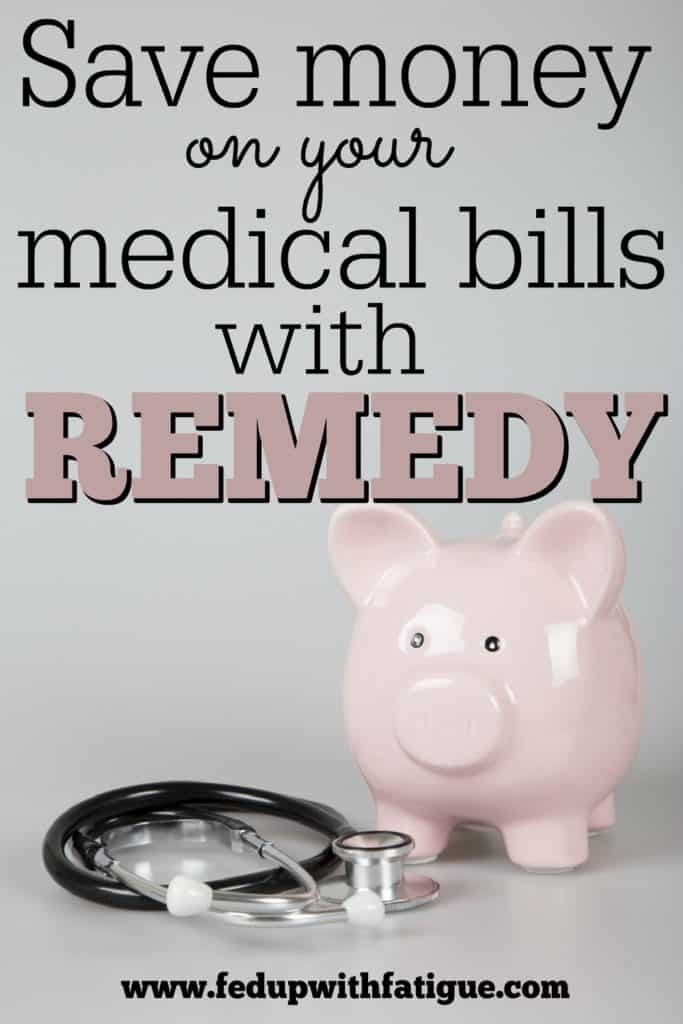 Remedy helps people save money by auditing medical bills for errors and savings. The company then fights on your behalf to reduce your medical bills.