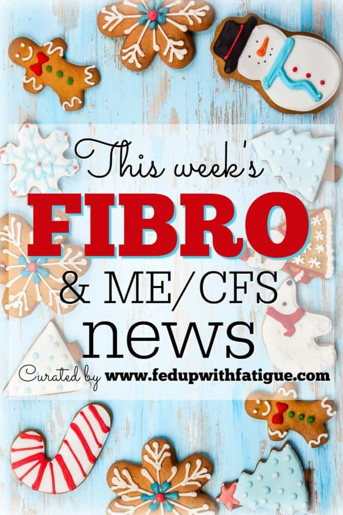 Nov. 25, 2016 fibromyalgia and ME/CFS news | Curated weekly by FedUpwithFatigue.com