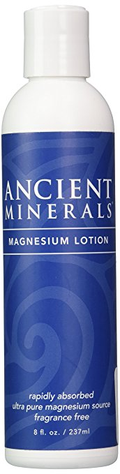 Ancient Minerals Magnesium Lotion, recommended by fibromyalgia specialist Dr. Ginevra Liptan