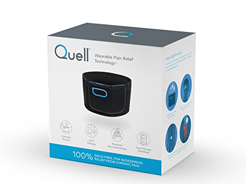 Quell Wearable Pain Relief is one of my top go-to tools for fighting fibromyalgia pain.