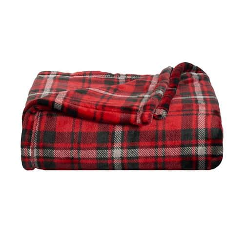 These throws from Kohls are super soft, lightweight and affordable, too.