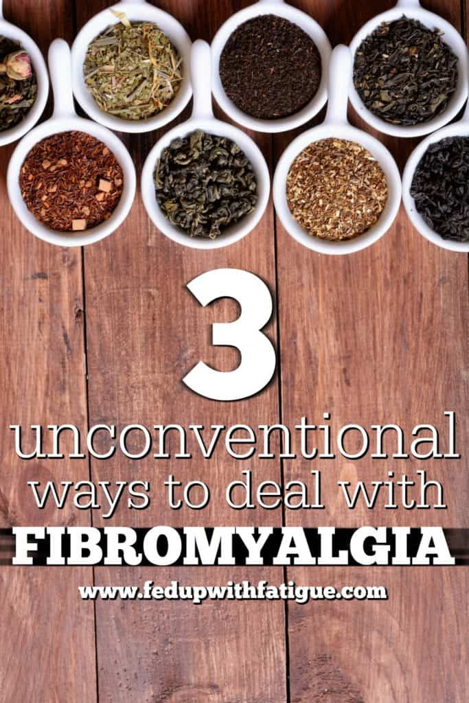 Ian Lebowski, founder of BestPortableVaporizer.com, shares three unconventional treatments for fibromyalgia.