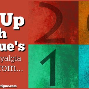 FedUpwithFatigue.com's most popular fibromyalgia posts from 2016