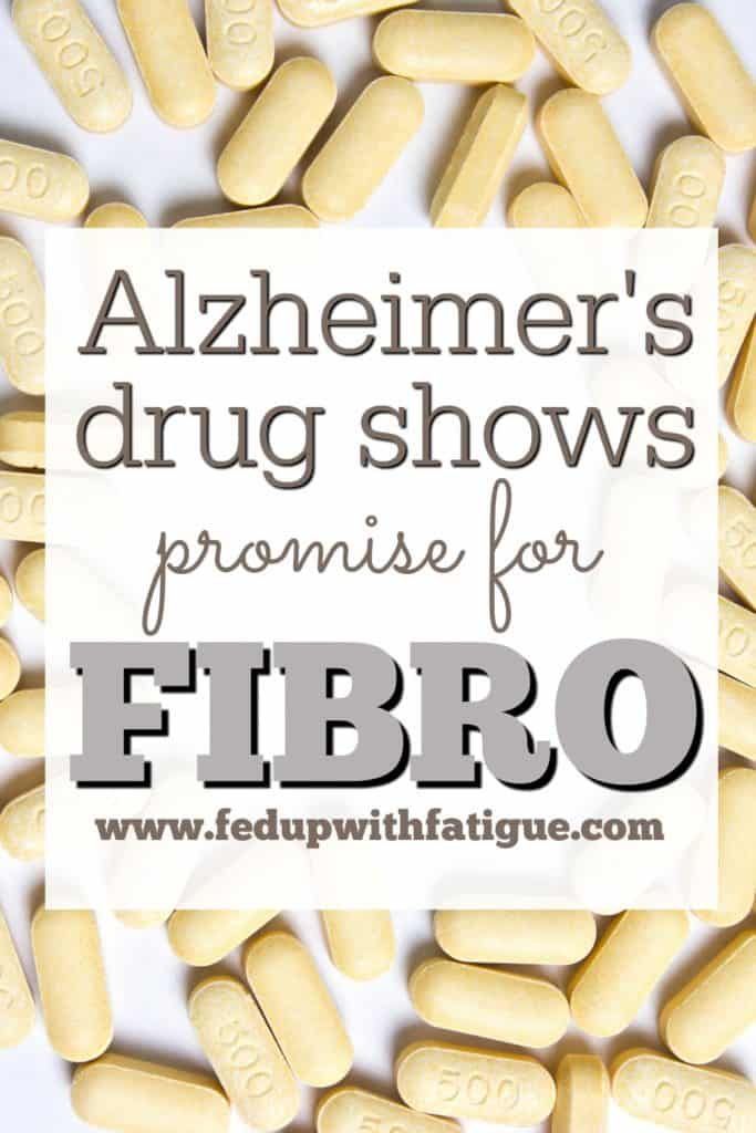 Some are successfully using the Alzheimer's drug namenda for fibromyalgia. In some fibro patients, namenda relieves pain and brain fog.