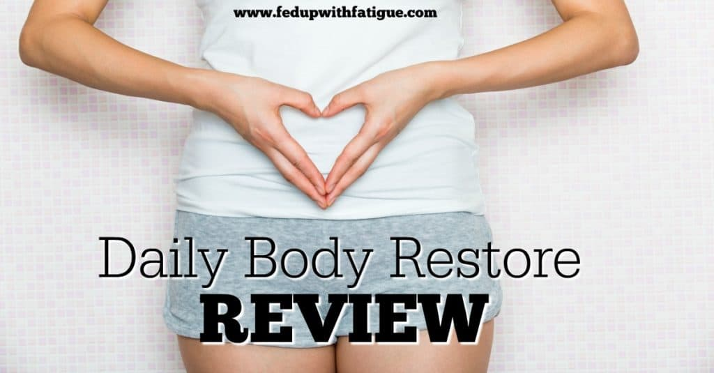 Daily Body Restore review | Daily Body Restore™ is a patent-pending supplement that combines 10 digestive enzymes and 9 probiotic strains to replenish the body's good bacteria and support digestive and immune-system health.