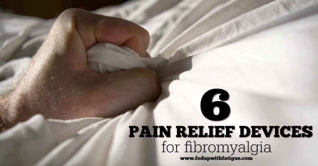 6 pain relief devices for fibromyalgia