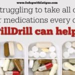 Simplify your everyday pill taking with PillDrill