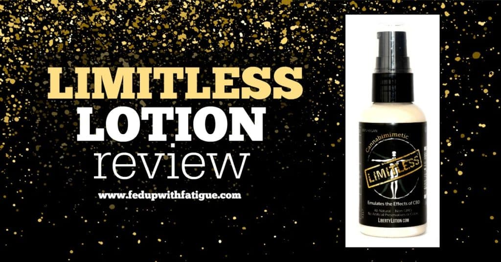 Limitless Lotion review | Fed Up with Fatigue