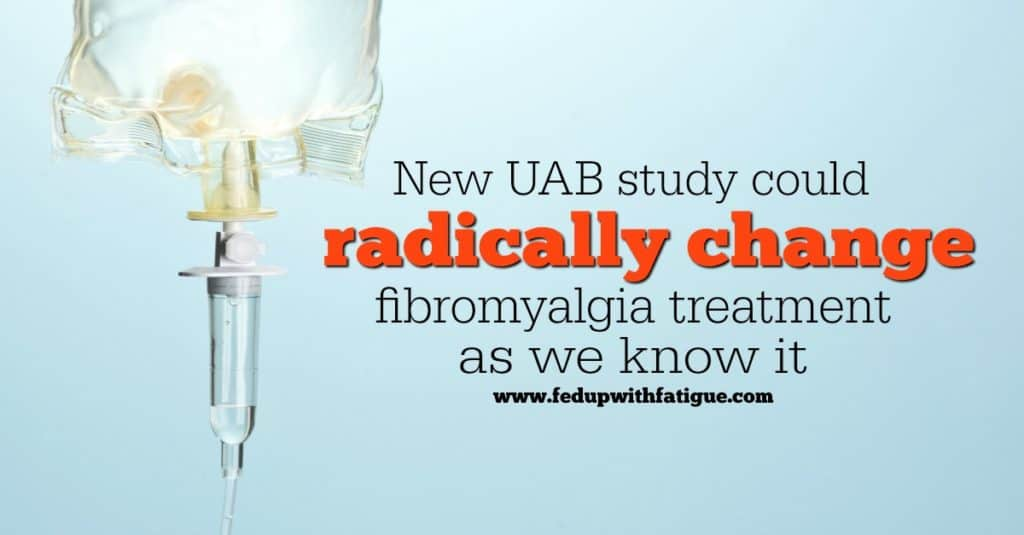 New UAB study could radically change fibromyalgia treatment as we know it
