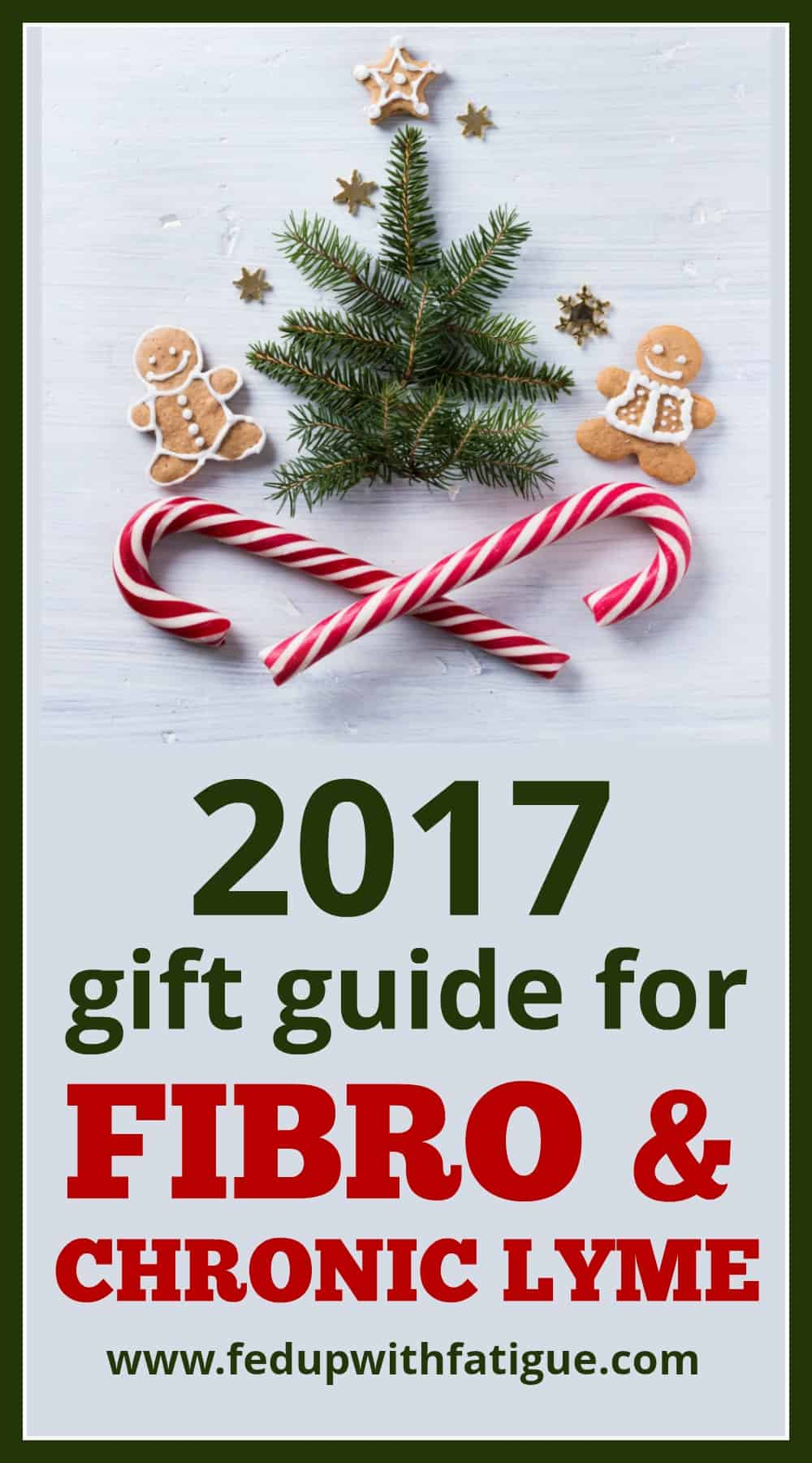 FedUpwithFatigue's 2017 gift guide for fibromyalgia and chronic Lyme   Fed Up with Fatigue