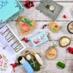 Hopebox monthly subscription box | Fed Up with Fatigue's 2017 fibromyalgia and chronic Lyme gift guide
