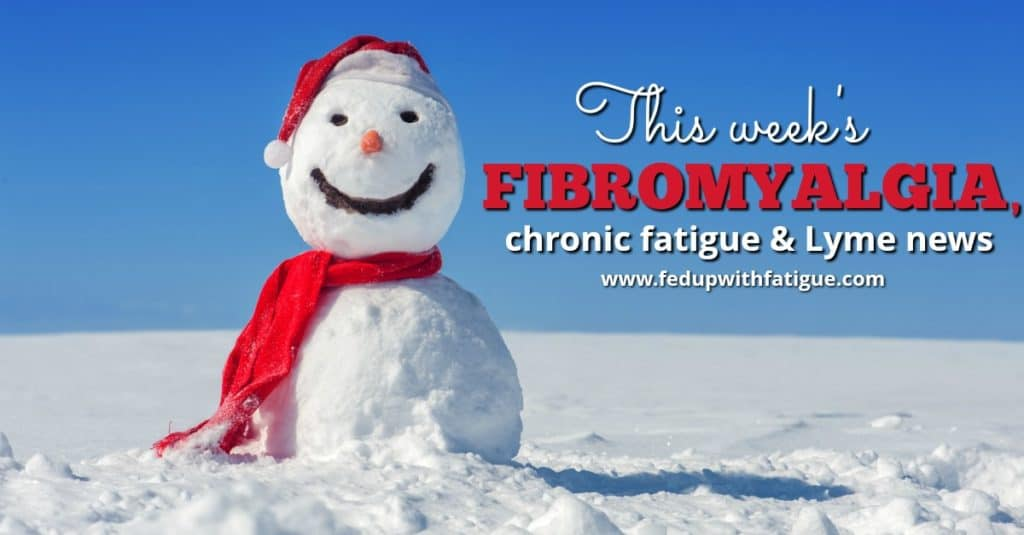 Friday 5: March 2, 2018 fibromyalgia, chronic fatigue and Lyme news