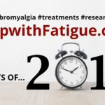 FedUpwithFatigue.com's top fibromyalgia posts of 2017