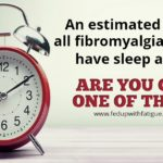 An estimated half of all fibromyalgia patients have sleep apnea | Are you one of them?