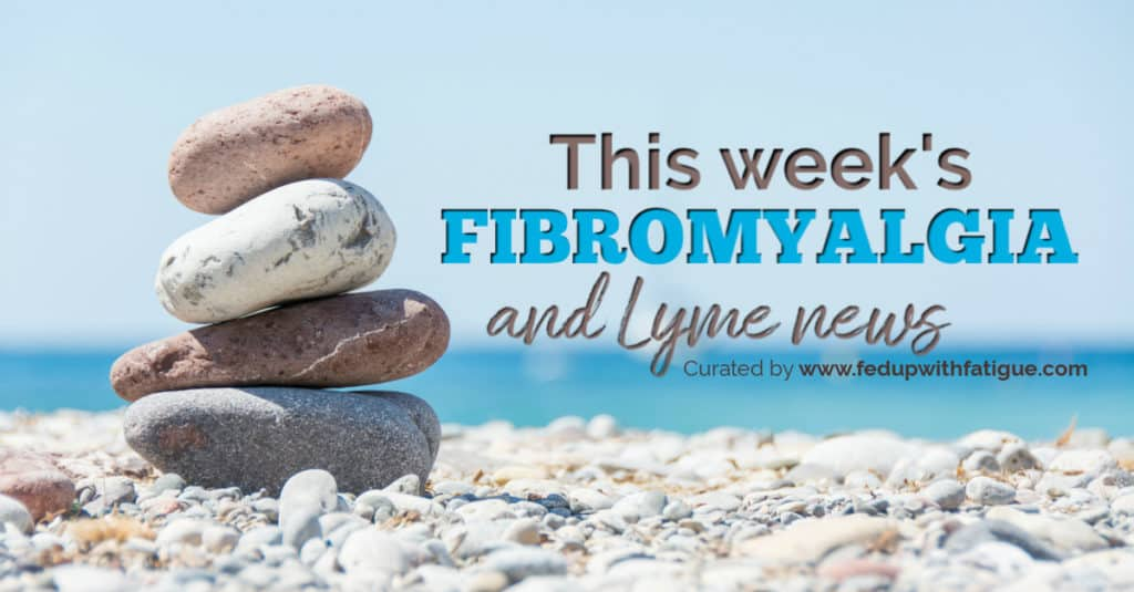 Aug. 23, 2019 #fibromyalgia and #Lyme news highlights: Why medical PTSD is so common among those with chronic illness; the CDC recommends new (and still highly inaccurate) Lyme testing protocol; how flower arranging can reduce your fibro symptoms (no, I'm not joking); how to afford Lyme treatment; the best apps for managing chronic illness and more! | Fed Up with Fatigue