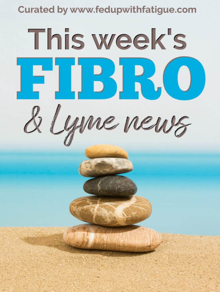 Aug. 30, 2019 #fibromyalgia and #Lyme news highlights: What to do when your doctor isn't listening to you; the good and bad of 5G, mouse study finds possible biomarker for diagnosing fibromyalgia; a new drug is under development for chronic fatigue syndrome and more!   | Fed Up with Fatigue