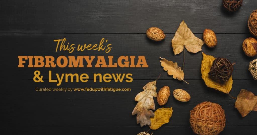Nov. 29, 2019 news highlights:The best Black Friday/Cyber Monday deals for the chronically ill; pharmaceutical company Tonix to begin trial for potential fibromyalgia drugs by the end of the year; iGenex now offers a more affordable Lyme test; study shows anxiety and depression are more common in fibromyalgia patients than other illnesses; how Lyme patients are reaching remission with a drug used for alcohol addiction and more! | Fed Up with Fatigue
