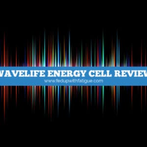 WaveLife Energy Cell review | Fed Up with Fatigue