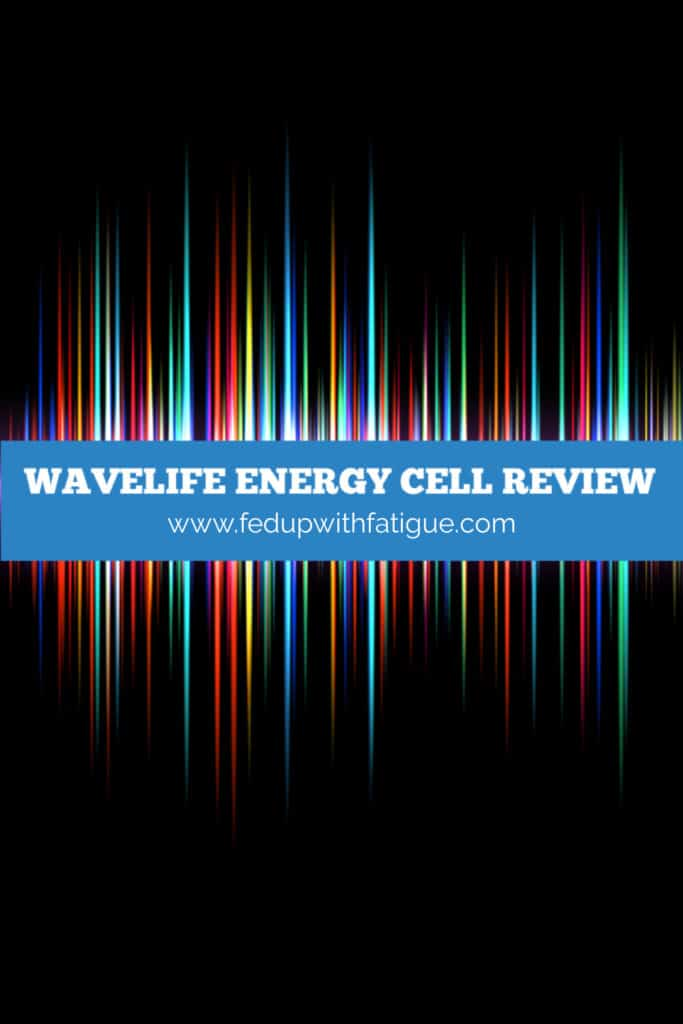 The WaveLife Energy Cell addresses pain and other health concerns on a cellular level by supporting cell communication and regeneration using frequency therapy. Learn more in this WaveLife Energy Cell review! | Fed Up with Fatigue