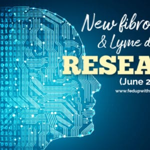 The latest fibromyalgia and Lyme research from ClinicalTrials.gov includes new studies on ketamine, photobiomodulation, probiotics, acupuncture, a Lyme assay and more! | Fed Up with Fatigue