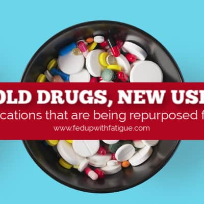 Old drugs, new use | 4 existing medications that are being repurposed for fibromyalgia