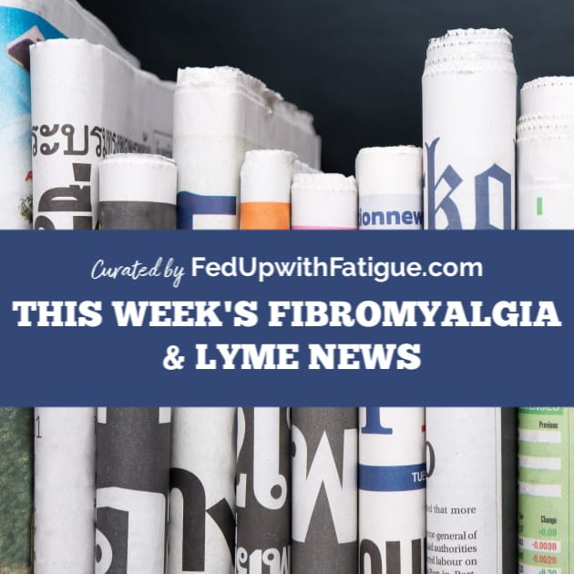 Aug. 28, 2020 fibromyalgia & Lyme news highlights: Study reveals the incidence of Lyme disease is 10x greater than reported to CDC; how the plant compound linalool could help fibromyalgia pain; new tool uses crowdsourcing to discover the best chronic illness treatments; 10 challenges faced by those who live with chronic pain and illness; the best substitutes for common food intolerances and more! | Fed Up with Fatigue