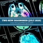 Two new diagnoses | Health update (July 2020)