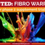 Fibromyalgia patients needed for phase 2 Recovery Factors trial